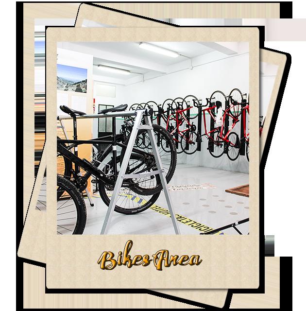 Bikes Area