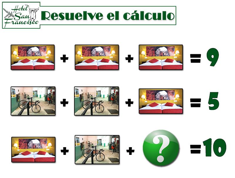 juego calculo