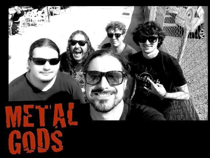 Concierto Metal Gods