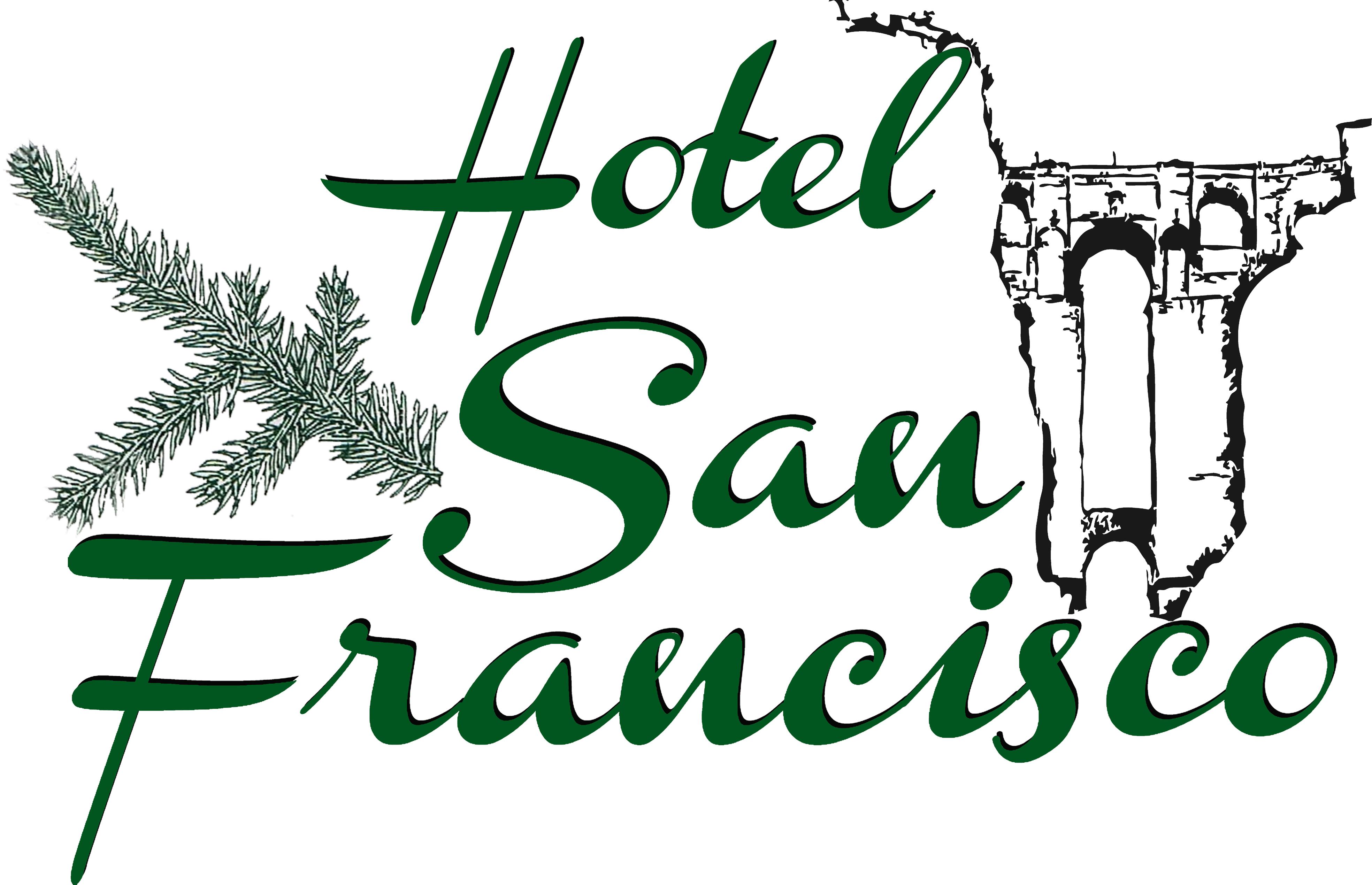 Hotel San Francisco Ronda_logo pinsapo