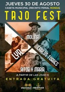 Concierto Tajo Fest