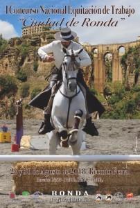 I concurso nacional equitación de trabajo